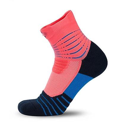 Calcetines usar calcetines elite absorbentes de sudor abajo calcetines de primavera y otoño hombres y mujeres