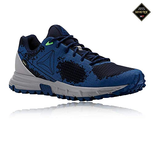 Reebok Sawcut Gore-TEX 6.0 Trail Shoes - AW18-7 - Navy Blue