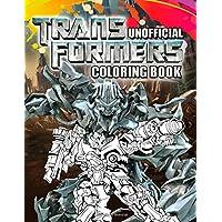 Transformers Coloring Book