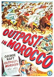 Outpost In Morocco [Alemania] [DVD]