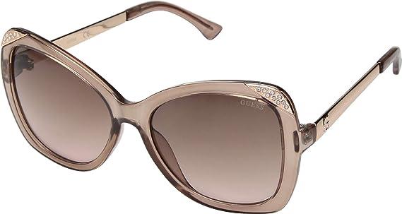 Amazon.com: Guess Factory - Gafas de sol cuadradas con ...