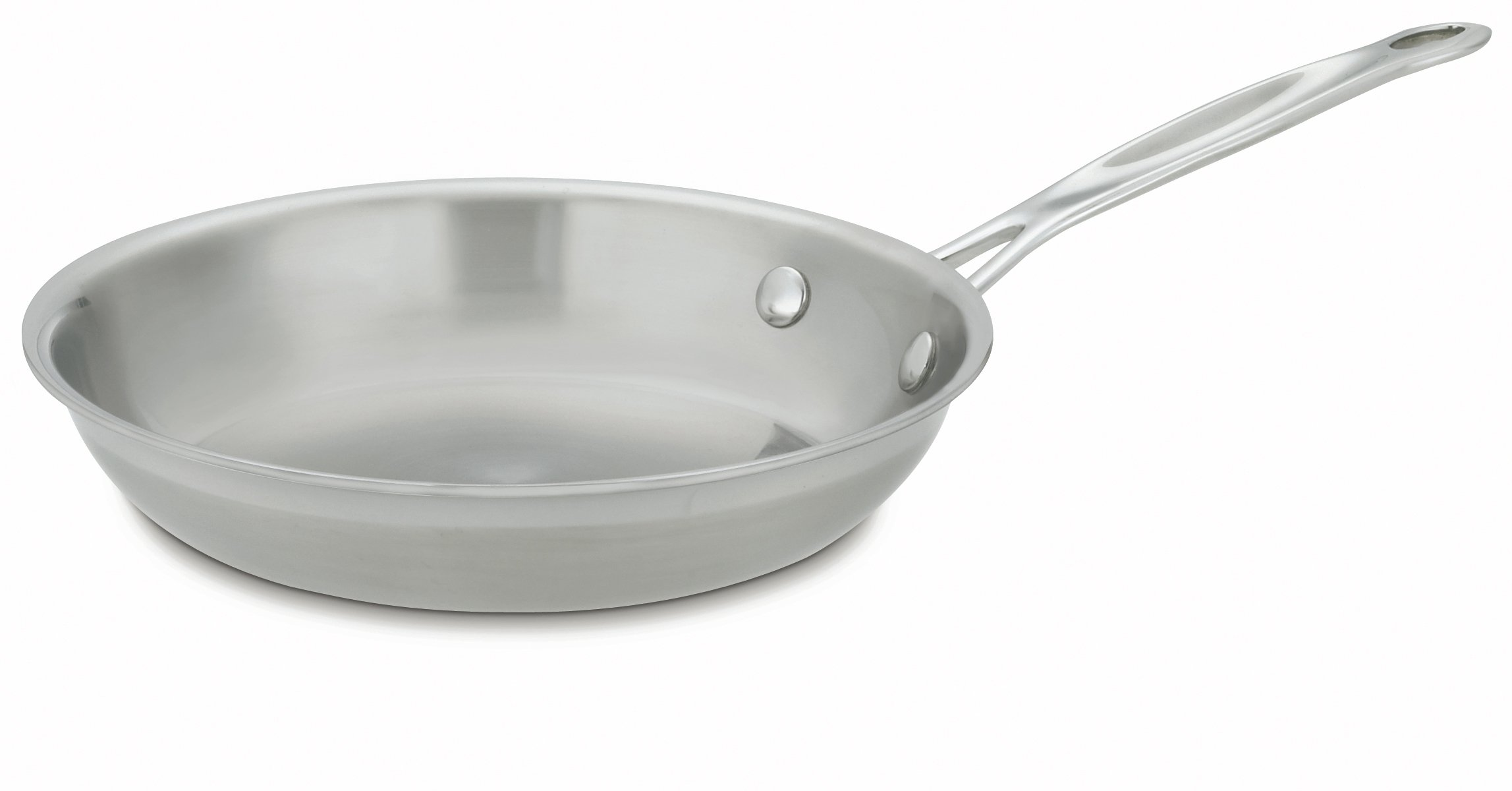 Cuisinart MCP22-20 MultiClad Pro Stainless 8-Inch Open Skillet