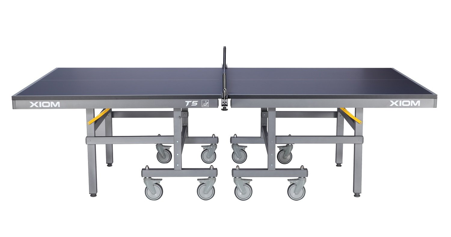 XIOM T5 Table Tennis Table, Olympic Grade