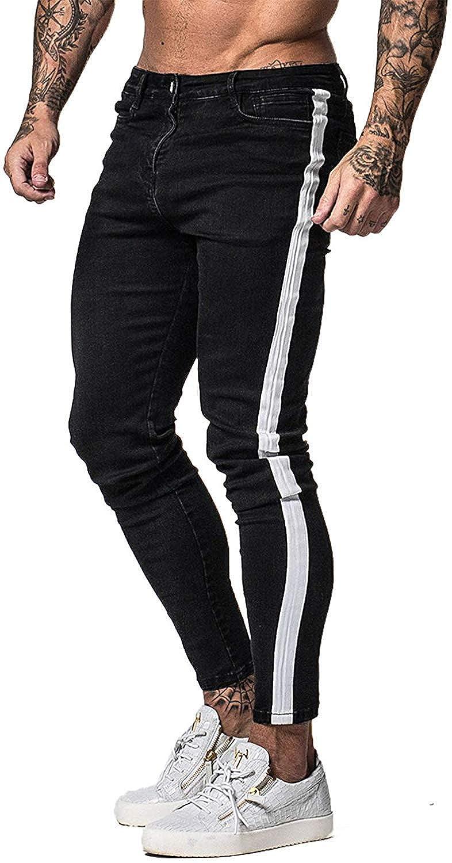 black jeans men