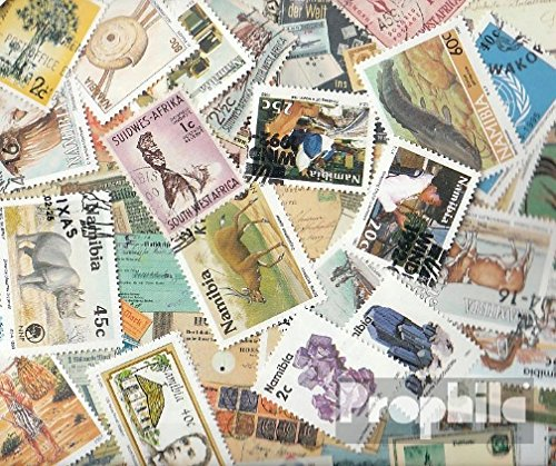 Namibia - Southwest 25 Different Stamps South-West-Africa/Namibia (Stamps for Collectors)