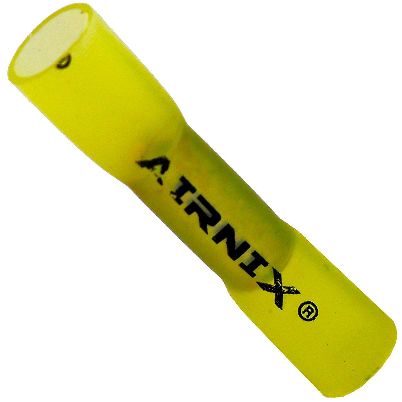 【オープニング大セール】 AIRNIXイエロー10 – 12 AWG熱収縮Insulated Piece Buttコネクタ B01N8R48JY 300 300 Piece Yellow Buttコネクタ 300 Piece Yellow, Jewelry Studio FLOW:b294c0db --- a0267596.xsph.ru