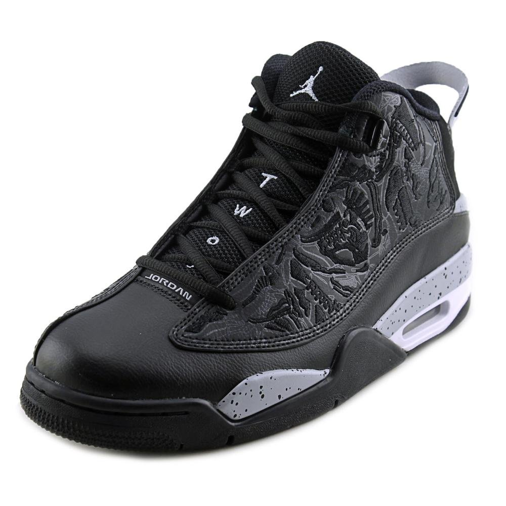 Nike Mens Air Jordan Dub Zero ''Oreo'' Basketball Shoes Black/Wolf Grey 311046-002 Size 11.5 by Jordan