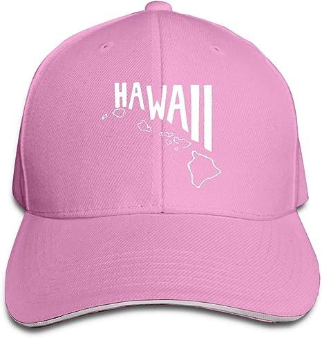 Osmykqe Hawaii - Gorra de béisbol para Hombre y Mujer, Todo el año ...