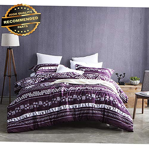 Gatton Premium New Mulberry Lilac Comforter (Shams Not luded) | Style Collection ()