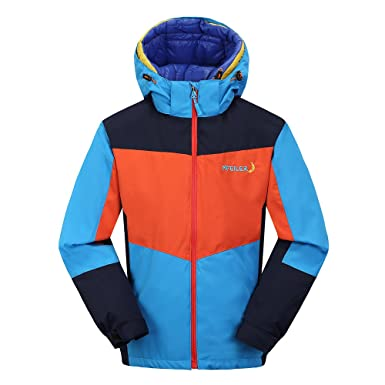 Warme winterjacke jungs