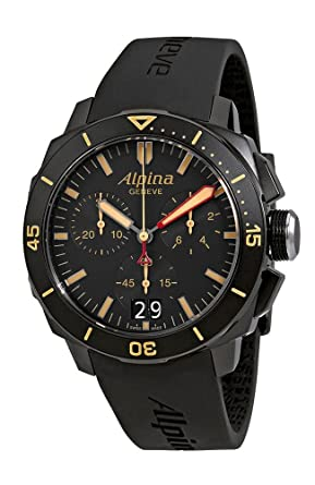 Amazoncom Alpina Seastrong Diver Chronograph Alpina Watches - Alpina diver