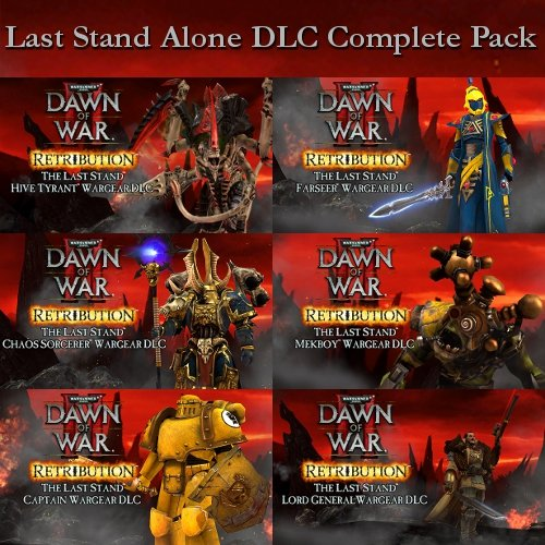 Warhammer 40k: Dawn of War II Retribution: Last Stand Alone DLC Complete Pack [Download]