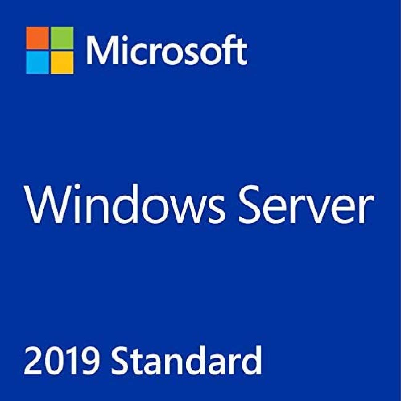 Windows Server 2019 Standard 16 Core | Version 1809