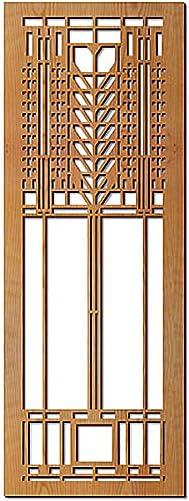 Frank Lloyd Wright Martin House Tree of Life Wood Art Screen Wall Panel