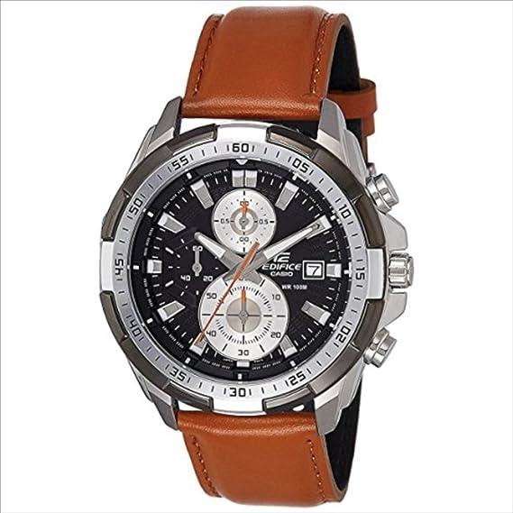 [Parallel Import goods] relojes Casio Casio Edifice Edifice Cronógrafo de Hombre efr-539l-1b: Amazon.es: Relojes