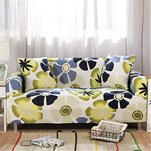 Fundas de sofá elásticas universales de estilo de verano ...