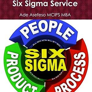 Six Sigma Service, Volume 1 Audiobook