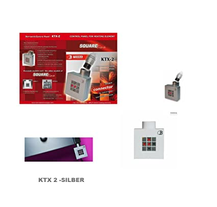Anapont – Calentador de tinta de calefacción para radiadores de baño de eléctrica de KTX-