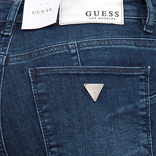 Bleu Femme Jeans W83aj2d38p0 Guess Denim wO8pPxAq6