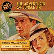 The Adventures of Jungle Jim, Volume 8 | Gene Stafford
