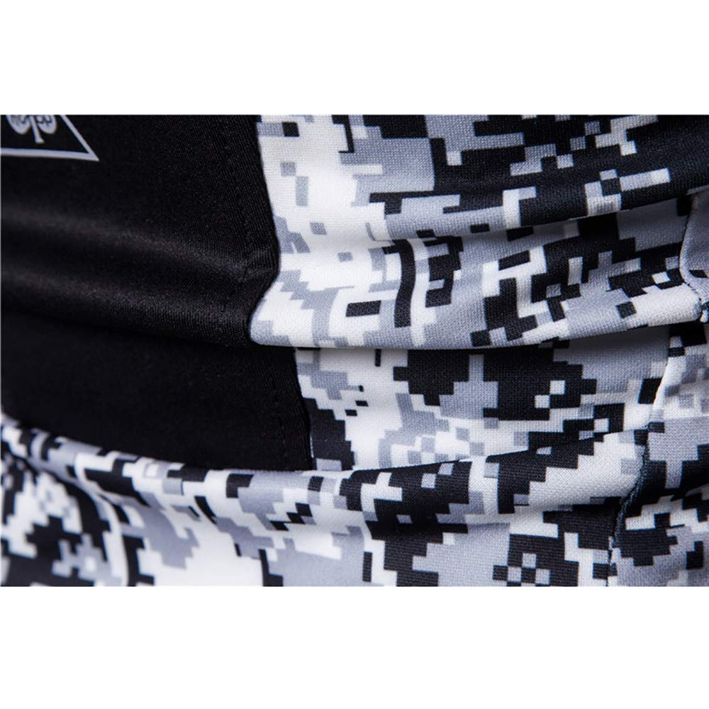 Colmkley Men Workout Sweatshirts Bodybuilding Fitness Gym Top Long Sleeve Hoodie