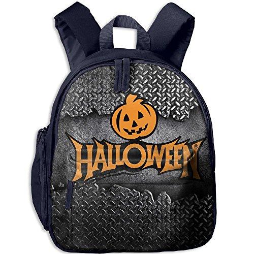 Children Halloween Preschool Shoulder School -