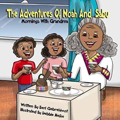 The Adventures of Noah and Sabu: Mornings with Grandma