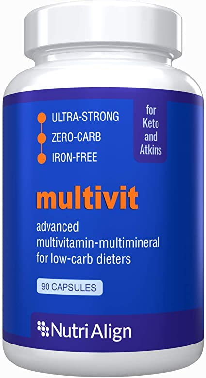 best multivitamin for loww carb diet