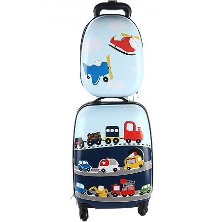 Kids Luggage & Backpack Set - iPlay, iLearn 16