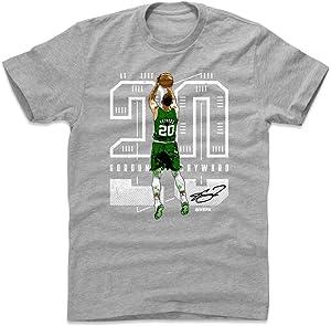 500 LEVEL Gordon Hayward Shirt - Boston Basketball Men's Apparel - Gordon Hayward Future