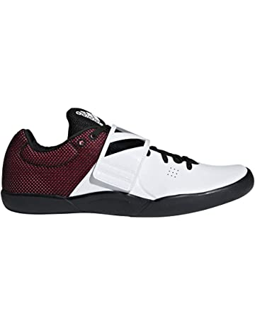 huge discount f0c4e f57c1 adidas Adizero Discus Hammer Shoe Unisex Track Field White