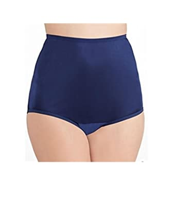 a656adebf715 Set of 3 Vanity Fair 15712 Perfectly Your Women's Brief Panty (Medium-6,