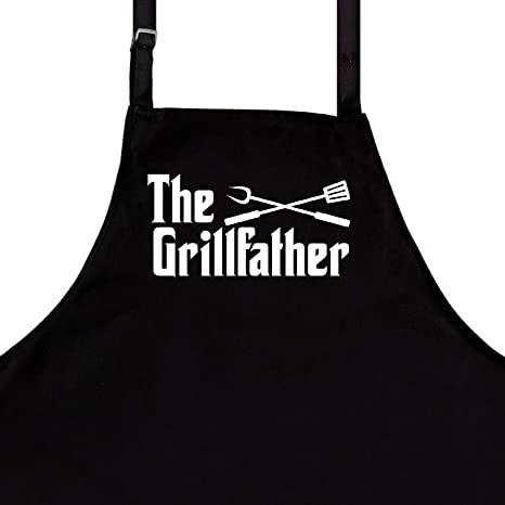 Fathers day gift Kitchen Apron grilling apron kitchen utensils graphic Cute Apron Gifts for Him Customized Barbecue Apron BBQ Apron