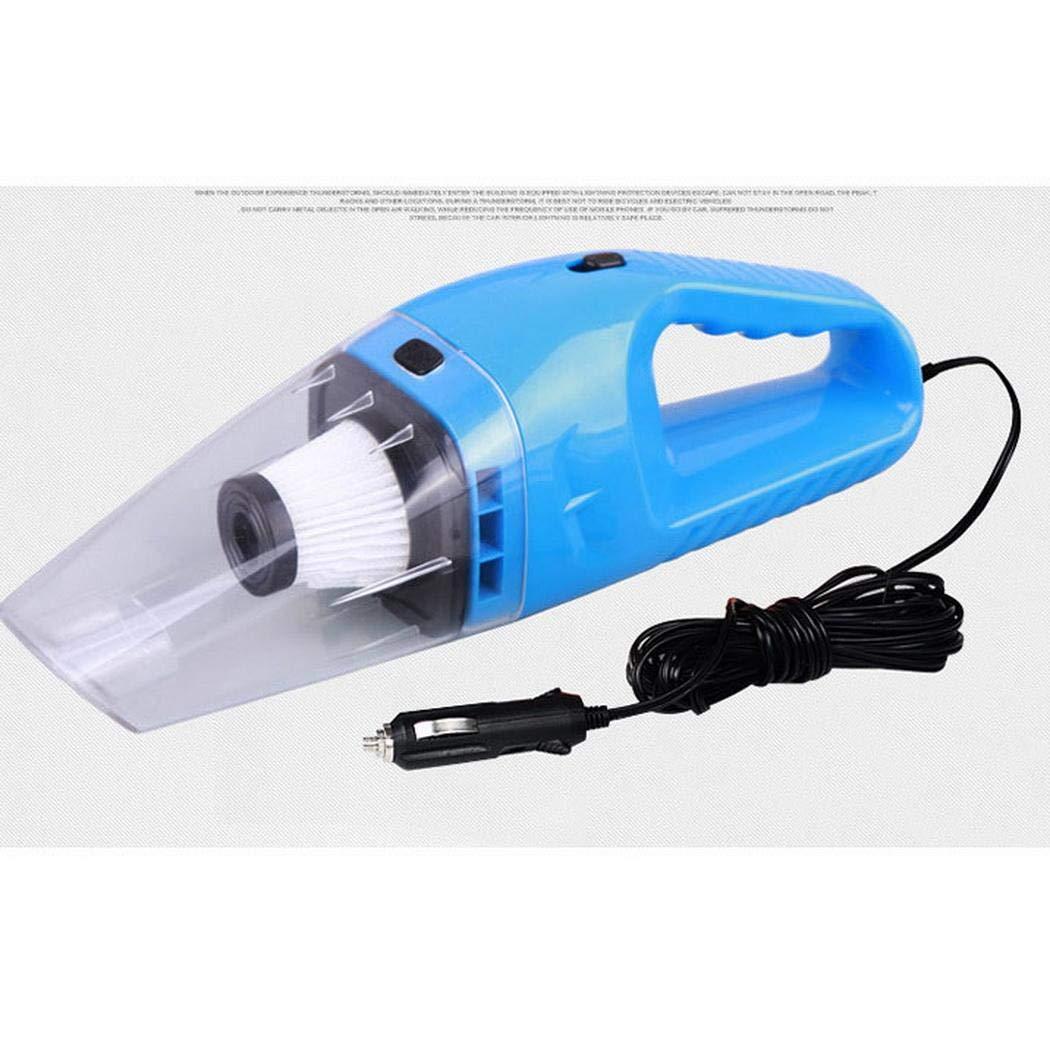 yagot Aspirador de Coche Dispositivo de Mano de Alto Rendimiento de 120 W para aspiradora de Coches Mojado y seco Aspiradores