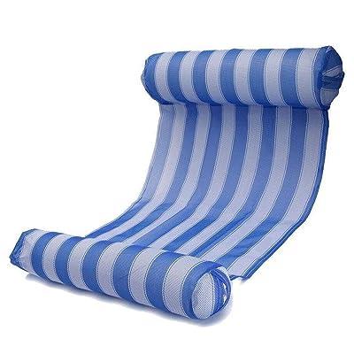 Modern Home Water Hammock Lounger - Ocean Blue : Industrial & Scientific