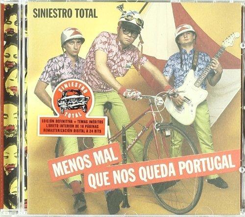 Siniestro Total - Menos Mal Que Nos Queda Portugal By Siniestro Total (2002-04-26) - Zortam Music