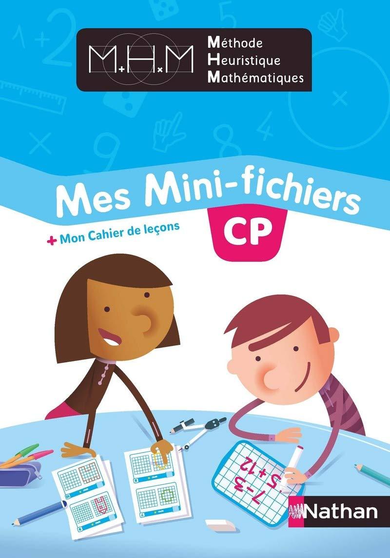 Amazon.fr - MHM - Mes mini-fichiers CP - Pinel, Nicolas - Livres