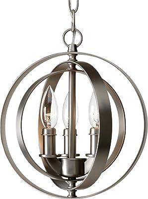 progress lighting p3827 20 4 light sphere foyer lantern with