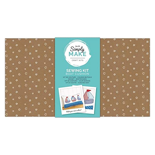 Simply Make Docrafts Kit de Costura para Manualidades - Kit ...