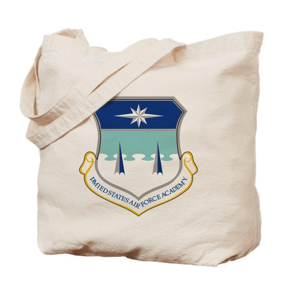 CafePress – AIR FORCE ACADEMY – ナチュラルキャンバストートバッグ、布ショッピングバッグ B01JOR0ZZE
