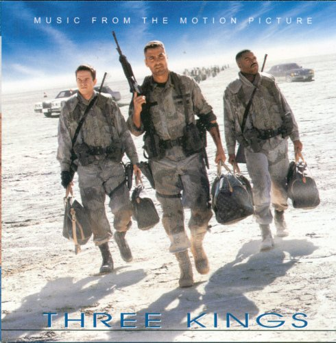 Three Kings Music From The Motion Picture Soundtrack (CD-R Only)