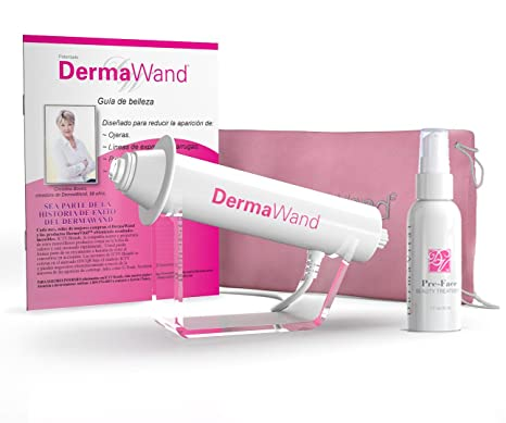 Buy Derma Wand Kit Spanish Language Version With Spanish Dvd And
