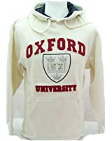 Oxford University Crested Applique Hoody
