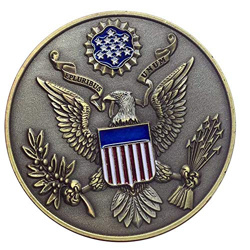 - Vision Strike Coins Great Seal of The United States of America Coin