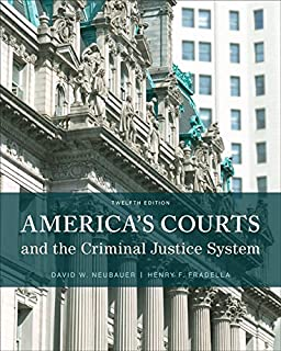 Basics of research methods for criminal justice and criminology americas courts and the criminal justice system fandeluxe Choice Image