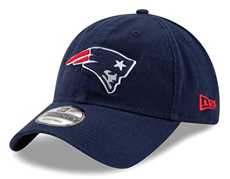 Image Unavailable. Image not available for. Color  New Era New England  Patriots NFL 9Twenty Logo Stitcher Adjustable Hat bd30f29b6