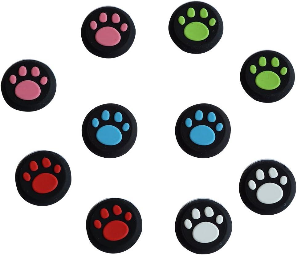 Amazon.com: BFU 5 Pair Silicone Cat Dog Paw Analog Controller ...
