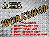 Best Sign Ace Of Diamonds - ACE Workshop tool rules diamond tread effect design Review