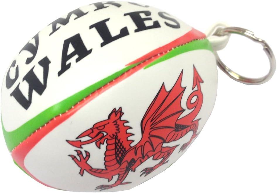 Cymru Gales llavero Rugby Softball [wk83]: Amazon.es: Jardín