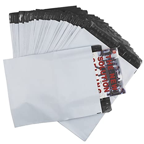 Amazon.com: Metronic Poly Mailing, 7,5 x 10.5 color blanco ...